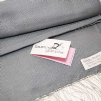 Steel Grey Pashmina by Simply Devine